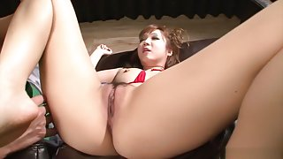 Incredible Japanese slut Mizuki Ishikawa in Exotic JAV uncensored Fingering movie