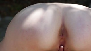 Dagfs - Warm sun and fingers make Elektra Rose's pussy cum so hard