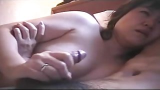 Japanese Amateur Bald father 3 of 4