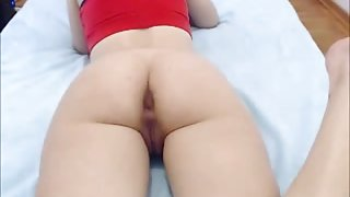 Chaturbate Butt and Fingering