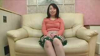 Old japanese granny loves to taste cum