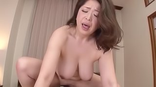 Kayama Natsuko is a chubby babe in need of a plowing game