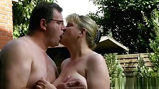 Fabulous couple homemade xxx scene