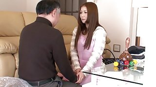 Hottest Japanese whore Amateur in Best couple, cunnilingus JAV video