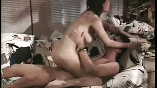 Two horny married couples get together for a hardcore wife swap