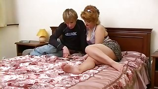 Horny Homemade record with Shaved, Russian scenes
